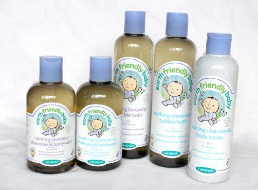organic baby shampoo