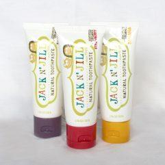 Natural Flouride Free Toothpaste