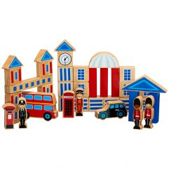 BB14-London building blocks play set