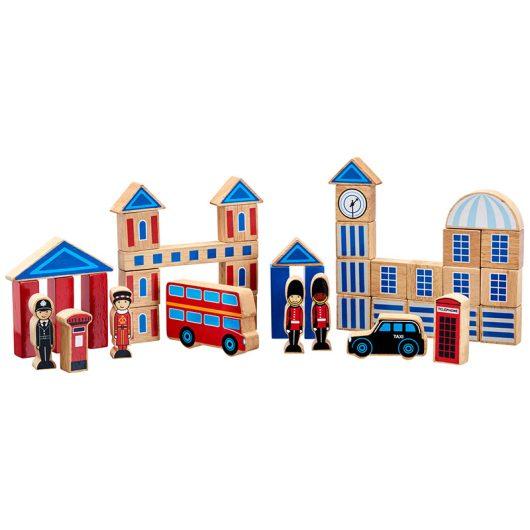 BB14-London building blocks play set