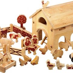 Natural-Farm-Play-set