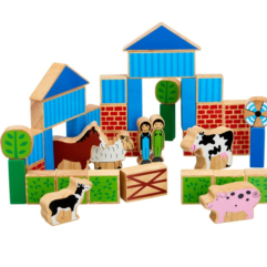 Lank Kade Farm Building Blocks