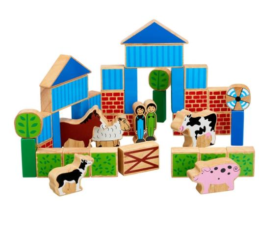Lank Kade Farm Building Blocks