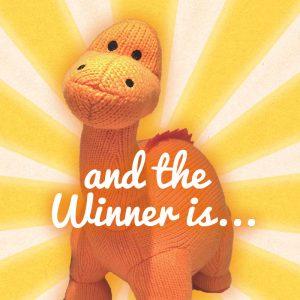 ROARsome Dino prize