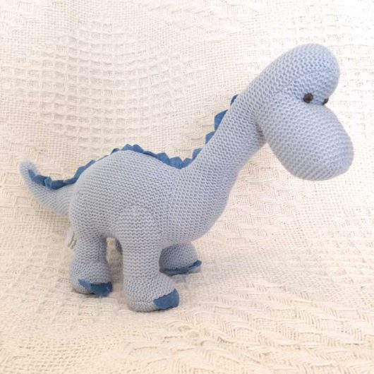 Organic-Knitted-Diplodocus-Blue