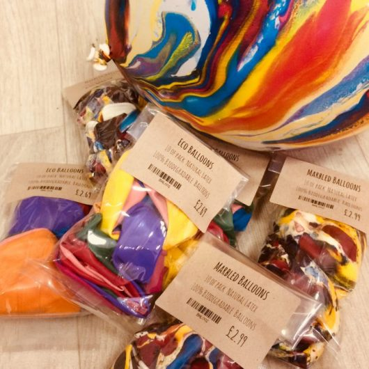 Biodegradable Balloons - Eco friendly party ware by FairKind Child