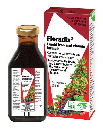 Floradix Iron Tonic