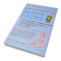 Beaming Baby nappy sacks fragranced