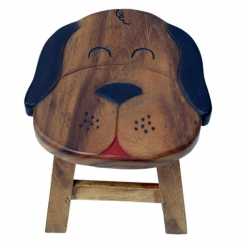 Shared Earth Children's Dog Stool