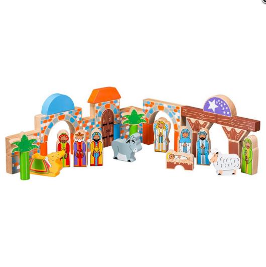 Lanka Kade Nativity Play Blocks