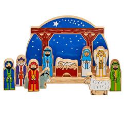 Lanka Kade Nativity Junior Play Scene