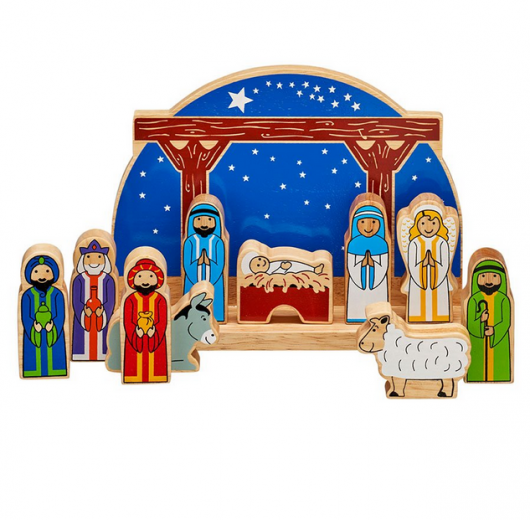 Lanka Kade Nativity Junior Play Scene