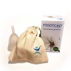 Moon-Cup Reusable Menstrual Cup