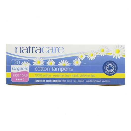 Natracare Tampon Super Plus