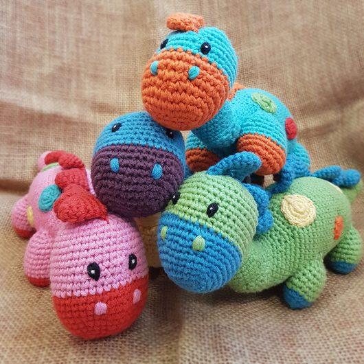 Crochet Dinosaurs