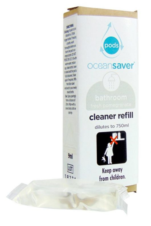 Ocean Saver Bathroom Cleaning Pod
