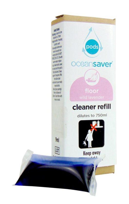 Ocean Saver Floor Cleaning Pod