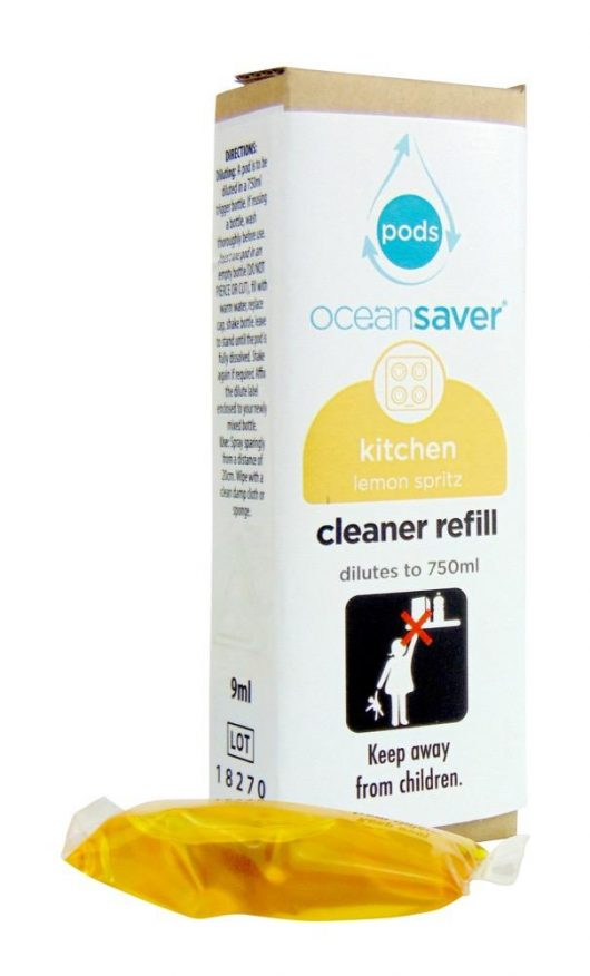 Ocean Saver Kitchen Cleaning Pod