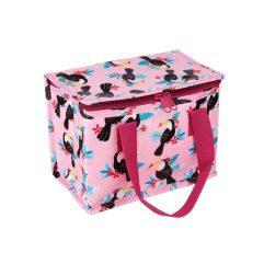 Toucan lunch bag
