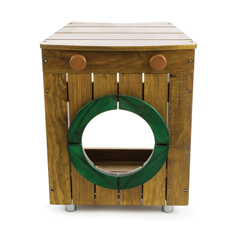 OUtdoor Mud Kitchen Washing Machine