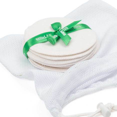 Little Lambs Washable Bamboo Breast Pads