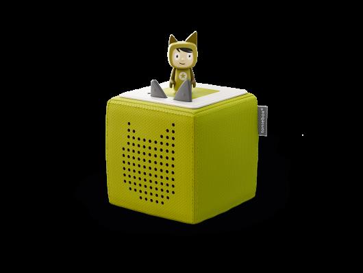 Green Tonie Box