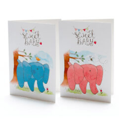 Sweet-Baby-Elephant-Card