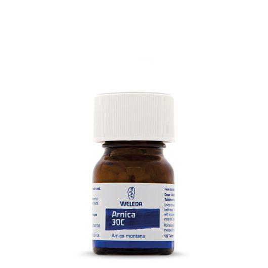 weleda arnica 30c homeopathic tablets 302007