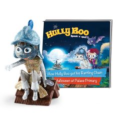 Hully Boo - How Hully Boo got his rattling chain / Halloween at Palace Primary