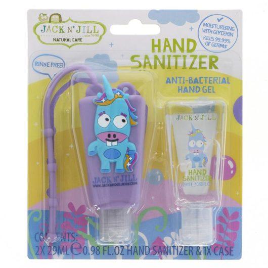 Jack N' Jill Hand Sanitiser Unicorn