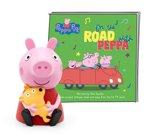 Peppa Pig - On the Road with Peppa