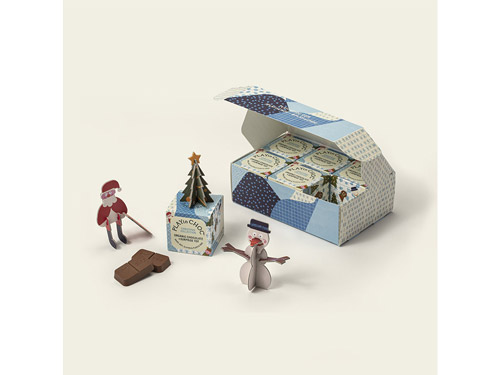 ToyChoc Box 6 CHRiSTMAS GiFT SET