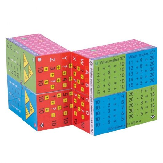 Add and subtract cube book3