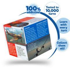Aviation Cube book