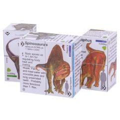 Dinosaurs Cube book3