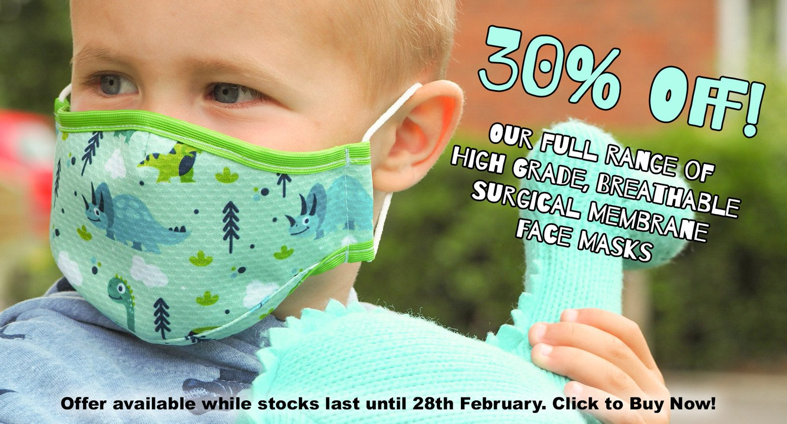 Surgical Grade Masks-Offer